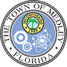 Town of Medley - Town Seal